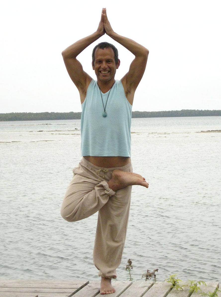 clases de yoga anusara en Tenerife