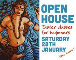 Open House – Saturday, January 28th 2017