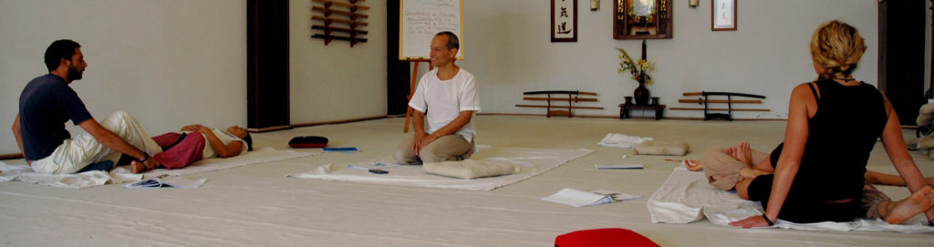 thai yoga massage workshop in Tenerife