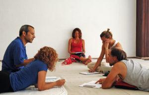 curso de masaje Thai yoga en Tenerife